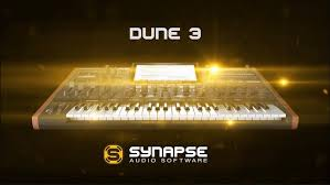 Synapse Audio DUNE 3.2.0 VST Crack for Mac & Win With Complete Download Free