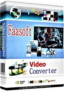 Faasoft Video Converter 5.4.23.6956 With Crack [Latest 2021] Free Download