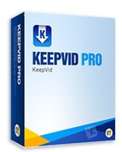 KeepVid Pro 8 Crack With Registration Key Free Download [Latest 2021]